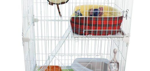 Клетка для грызунов Skay
